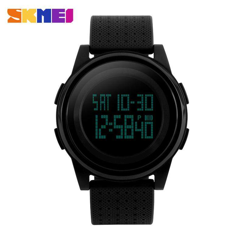 SKMEI 1206 New Arrival Fashion Casual SKMEI Brand Waterproof Watches Women Lovers Sport Watch With Very Comfortable Soft Band - intl bán chạy