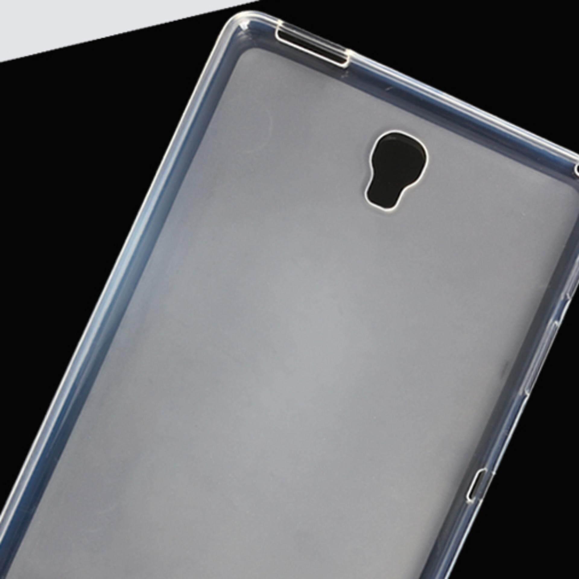 """เคสใส ซัมซุง แท็ปเอส 8.4"""" Clear Case Samsung Galaxy Tab S 8.4 T700 T705C แบบนิ่ม"""
