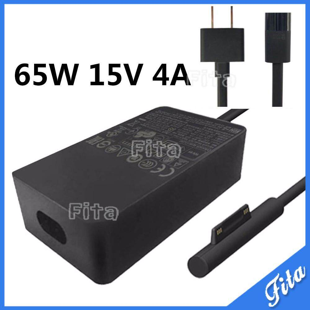 15V 4A Surface Pro Charger with USB Charging Port and Power