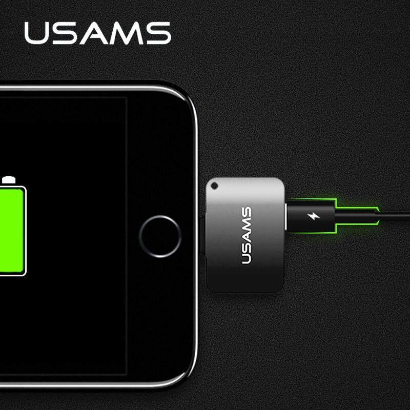 Untuk Apple Iphone 7 Iphone 7 Plus Pencahayaan Untuk 35 Mm Tambahan Source · Adaptor audio