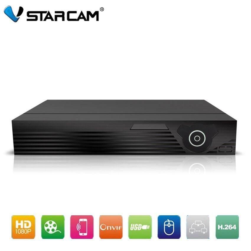 VStarcam กล่องบันทึกกล่อง IP Camera Eye4 NVR