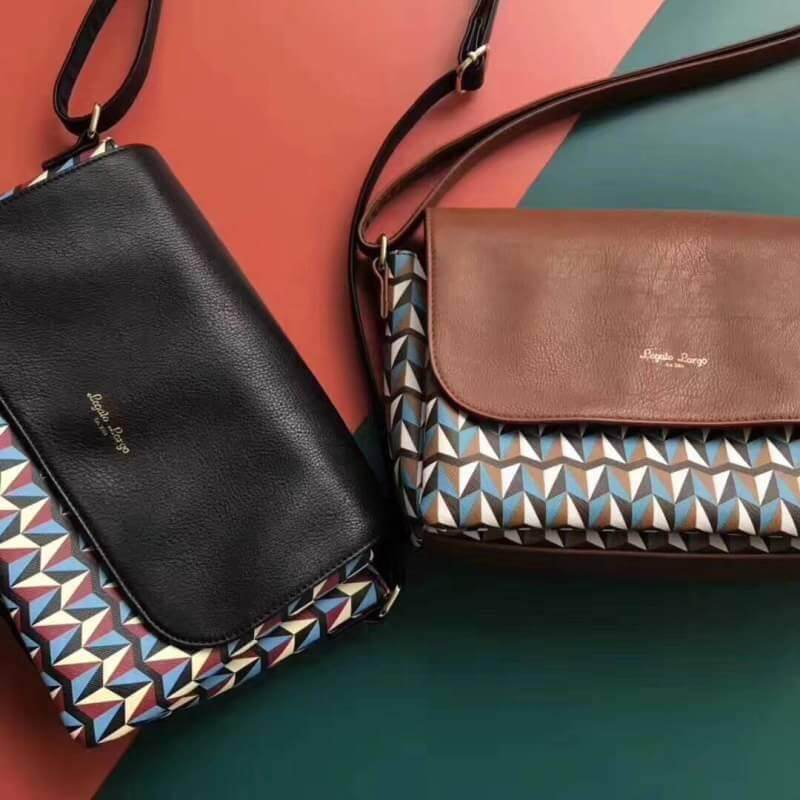 การใช้งาน  ภูเก็ต Anello &Legato largo Pu leather mini sling bag