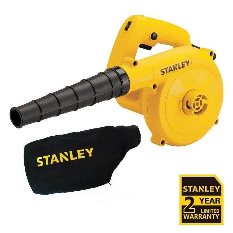 Stanley เครื่องเป่าลม - ดูดฝุ่น 600 วัตต์ รุ่น Stpt600 (รับประกันสินค้า 2 ปี).