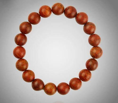 Authentic natural Sibin rich Xuan Huang stone bracelet men and women Shandong Surabaya origin factory - intl