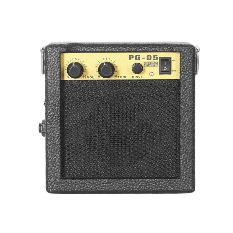 Nóng Người Bán E-WAVE PG-05 5 W Di Động Đàn Guitar Ampli Guitar Amp Với 3 Inch Loa