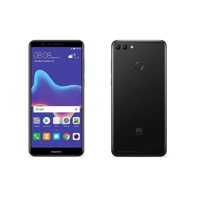 Huawei Y9 (2018) - Black