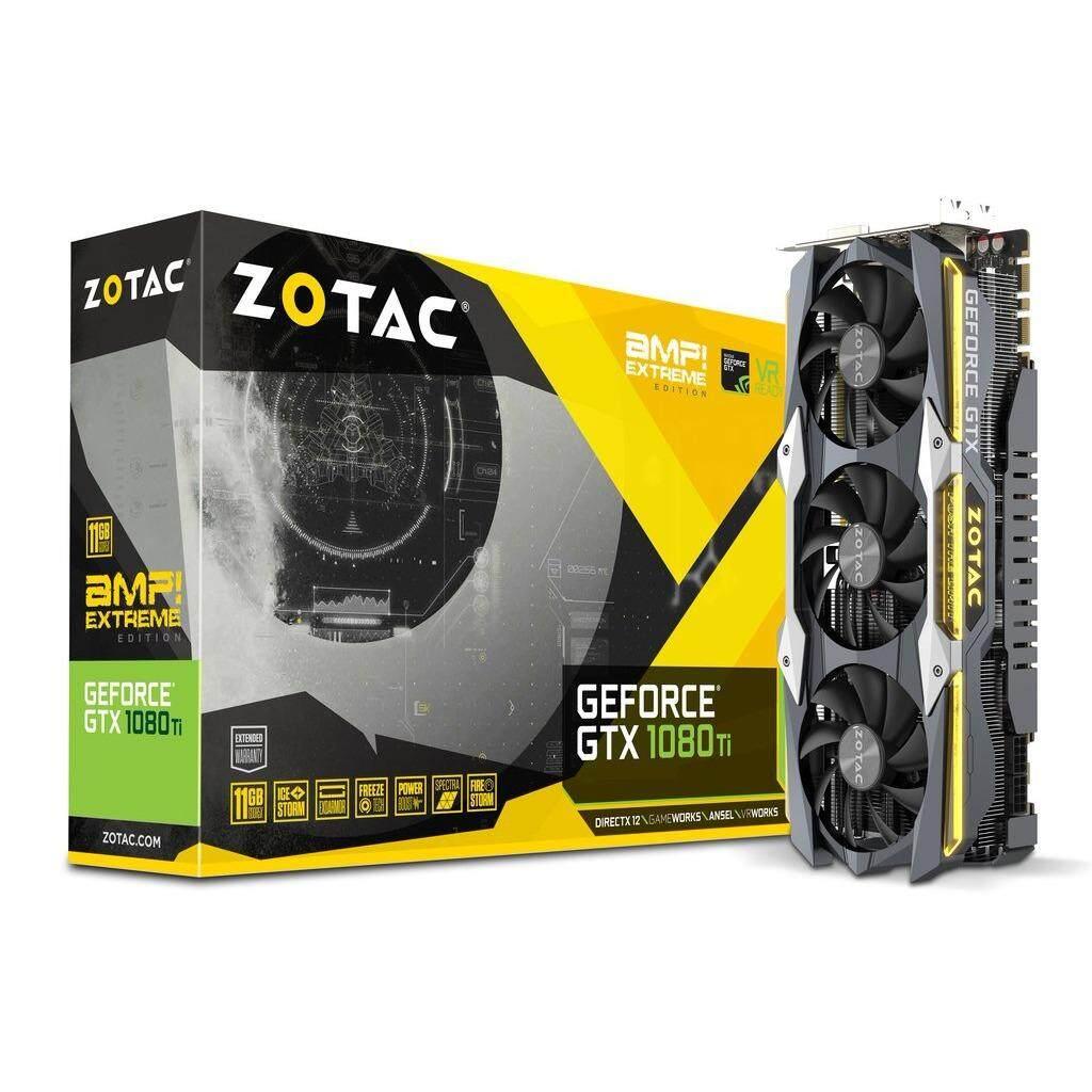 ZOTAC GeForce® GTX 1080Ti AMP Extreme