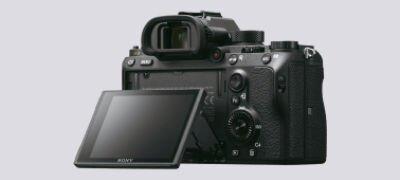 ภาพของ กล้องมิเรอร์เลสฟูลเฟรม α9 มีเซนเซอร์ Stacked CMOS