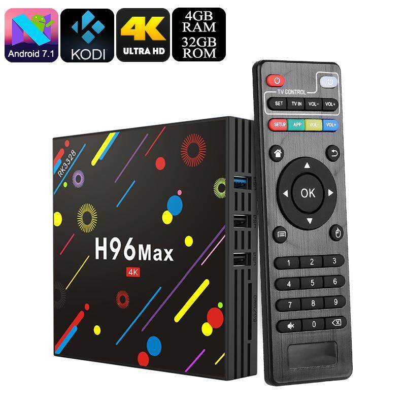 ทำบัตรเครดิตออนไลน์  ภูเก็ต Original cH2 Android 7.1 TV Box 4GB32 Quad Core 4K WiFi Bluetooth 4.0 Smart TV Box Media Player PK X96