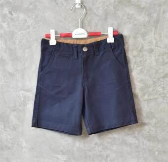 Review ลดกระหน่ำ 199 ทั้งร้าน!! กางเกงยีนส์ขาสั้นเด็กชาย ผ้ายีนส์เนื้อนิ่ม ทรงสวย(สีกรมท่า)**กรุณาอ่านรายละเอียดขนาดและดูการวัดขนาดได้จากภาพ**