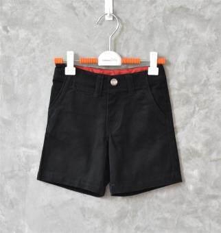 ลดกระหน่ำ 199 ทั้งร้าน!! กางเกงยีนส์ขาสั้นเด็กชาย ผ้ายีนส์เนื้อนิ่ม ทรงสวย(สีดำ)**กรุณาอ่านรายละเอียดขนาดและดูการวัดขนาดได้จากภาพ**