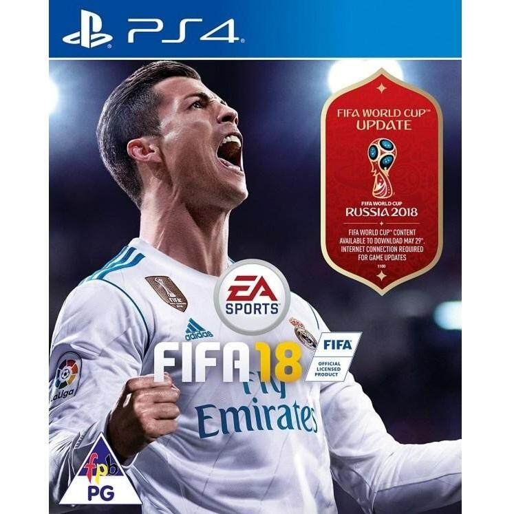 FIFA 18 [PS4] [Z3] [ENG] (FIFA World Cup Russia 2018)