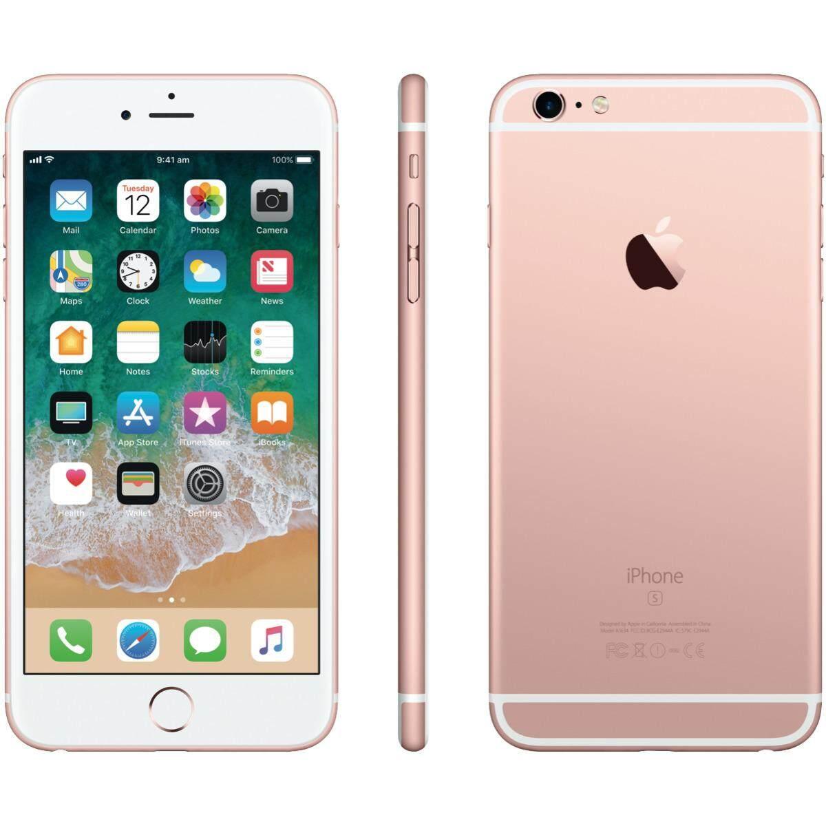 Apple iPhone 6s PLUS 64GB (Rose Gold) ประกัน 6 เดือน