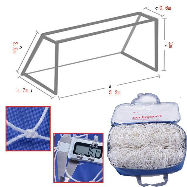Football Goal Nets(5-People Football) By Fresh Air Online Store.