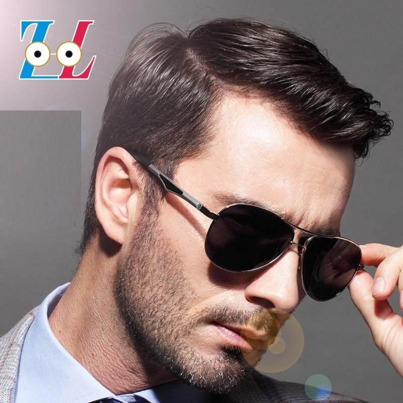 Jual Panas Retro Asli Terpolarisasi Kacamata Cermin Pria Baru Klasik Merek Mengemudi Berjemur Kacamata untuk Pria Pancing Kacamata-Internasional