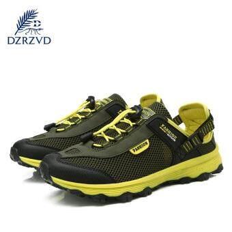Harga Penawaran DZRZVD sepatu dayung Pria dan wanita sepatu Daki gunung  Ringan cepat kering Sepatu Air pria Sepatu Pancing Ikan Jalan kaki Sepatu  luar ... 726410c1ed