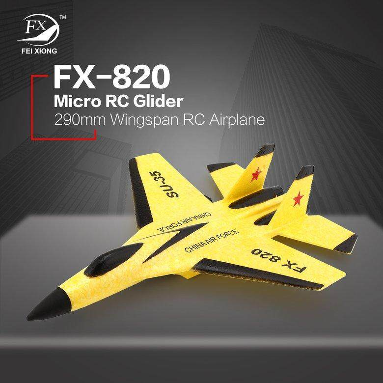 ... Glider RTF RC Pesawat Built-In GyroIDR362000. Rp 369.400