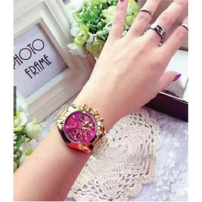 นาฬิกาข้อมือ Gedi Women Fashion Watches -นาฬิกาแฟชั่น R-028  .