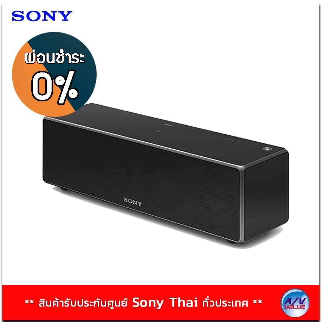 Sony ลำโพงHi-Res ไร้สาย สำหรับใช้ในบ้าน รุ่น SRS-ZR7