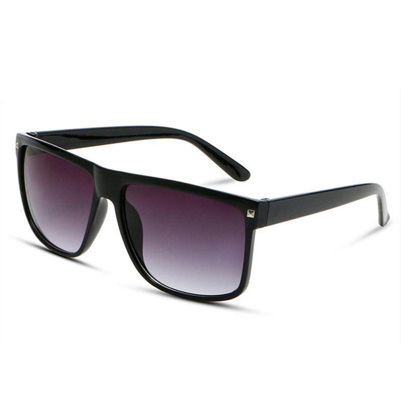 f6017f300ae YOOSKE Brand 2018 Big Frame Sunglasses Women Fashion Retro Oversized Sun  glasses Female 2018 Vintage Glasses