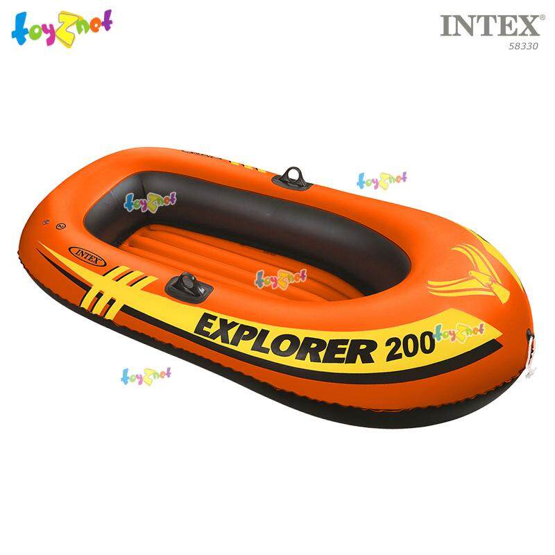 Intex เรือยางเอ็กซ์โพลเรอร์ 2 ที่นั่ง 1.85x0.94x0.41 ม. รุ่น 58330.