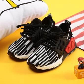 Harga preferensial Bibiwo 2018 Musim Semi dan Musim Gugur anak laki-laki sepatu olahraga model baru Sepatu Olah Raga sepatu kasual Tembus udara Sepatu ...