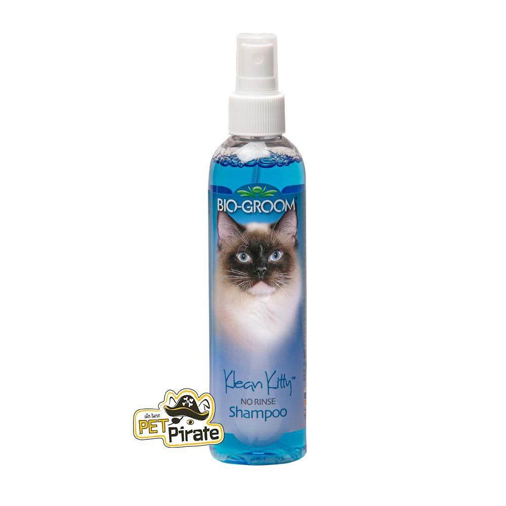 Biogroom คลีนคิตตี้ โนรินส์ แชมพูแมว 236 มล..