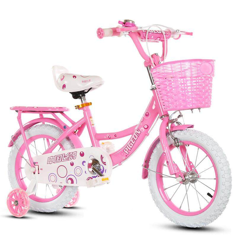 61c3271fe5d Children Bicycle Female Baby Stroller 3-6-9-Year-Old Girl's Stroller