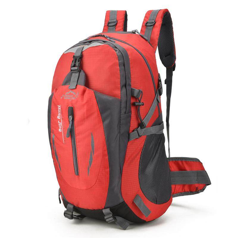 Outdoor Travel Backpack Men Large Capacity Waterproof Mountaineering bag  bags Schoolbag women Ultra-Light Leisure 16aa7464e9c62