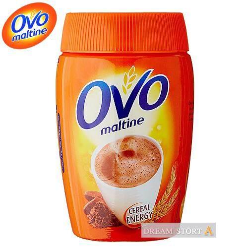 Ovomaltine โอโวมอลติน ผงช๊อคโกแลตมอล เข้มข้น สำหรับชงดื่ม
