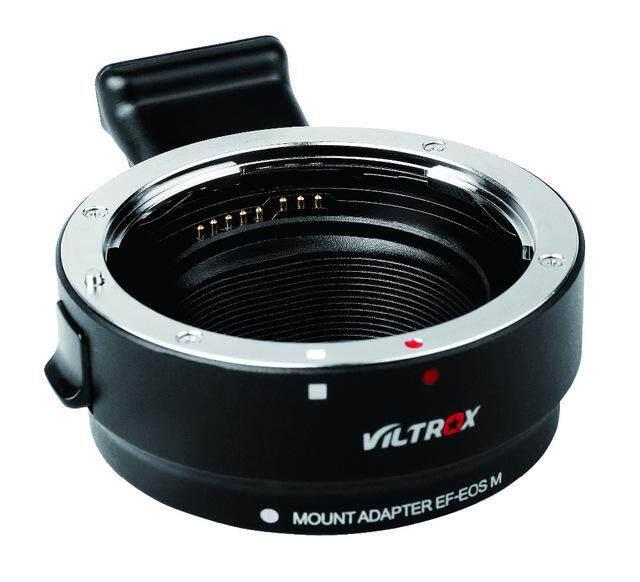 Viltrox Mount Adapter สำหรับ Canon Eos M ระบบ Auto Focus.
