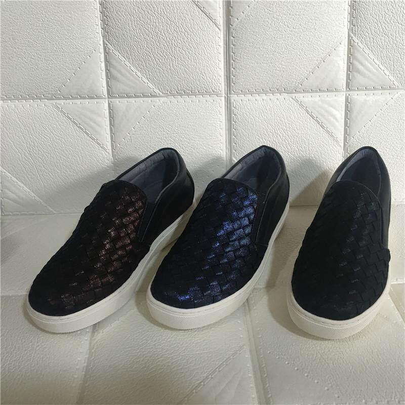 Harga Spesial Merek Menarik Kabinet untuk Istirahat Kode Kulit Sepatu Wanita 17 Baru Musim Gugur Gaya Kepala Lingkaran datar Bawah untuk MEMBUAT JOY Berkat Sepatu Rekreasi Wanita Daftar Sepatu-Internasional
