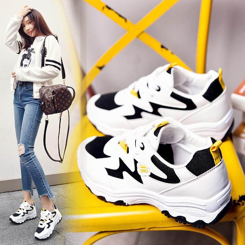 In super api 2019 model baru Musim Semi dan Musim Gugur permukaan jala sepatu  olahraga sepatu e58f26a05d