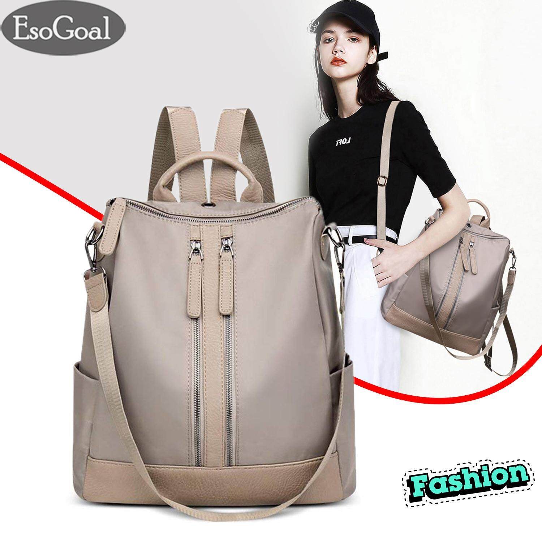 7da7d931be EsoGoal Women Backpack Trends Korean Style Fashion Shoulder Bag Casual  Double Strap Travel Bag Large Capacity