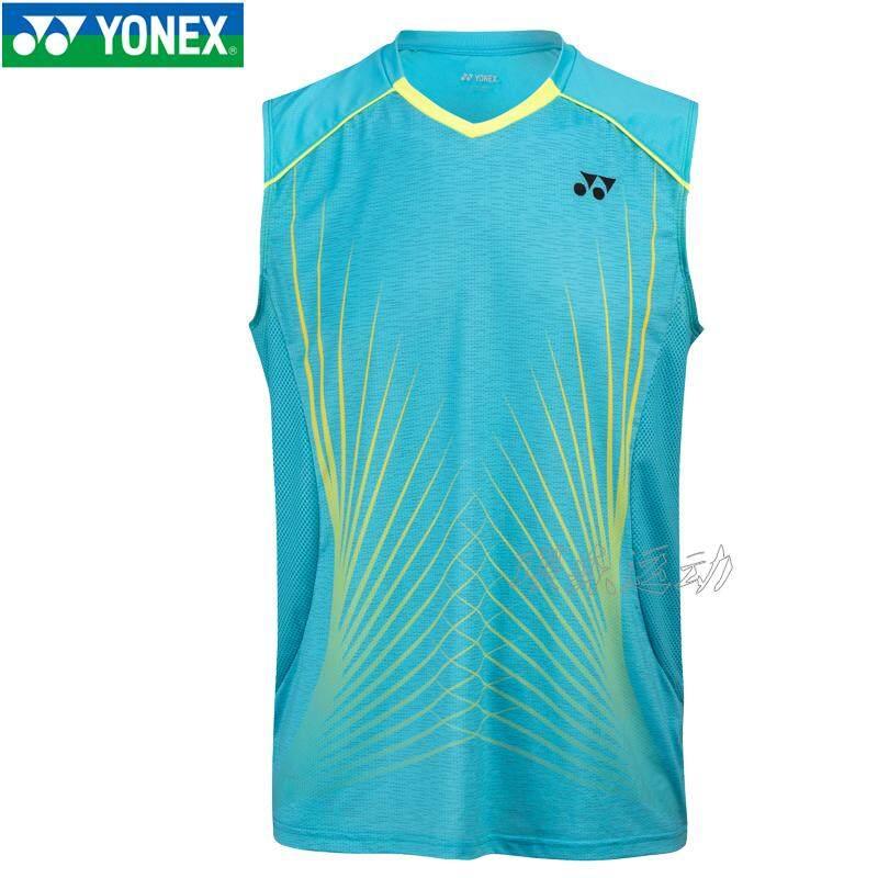 2de8b4e9f2928 Product Yonex yonex yy Badminton Clothing Sleeveless 110668 Men And Women  Quick-Drying Breathable Game