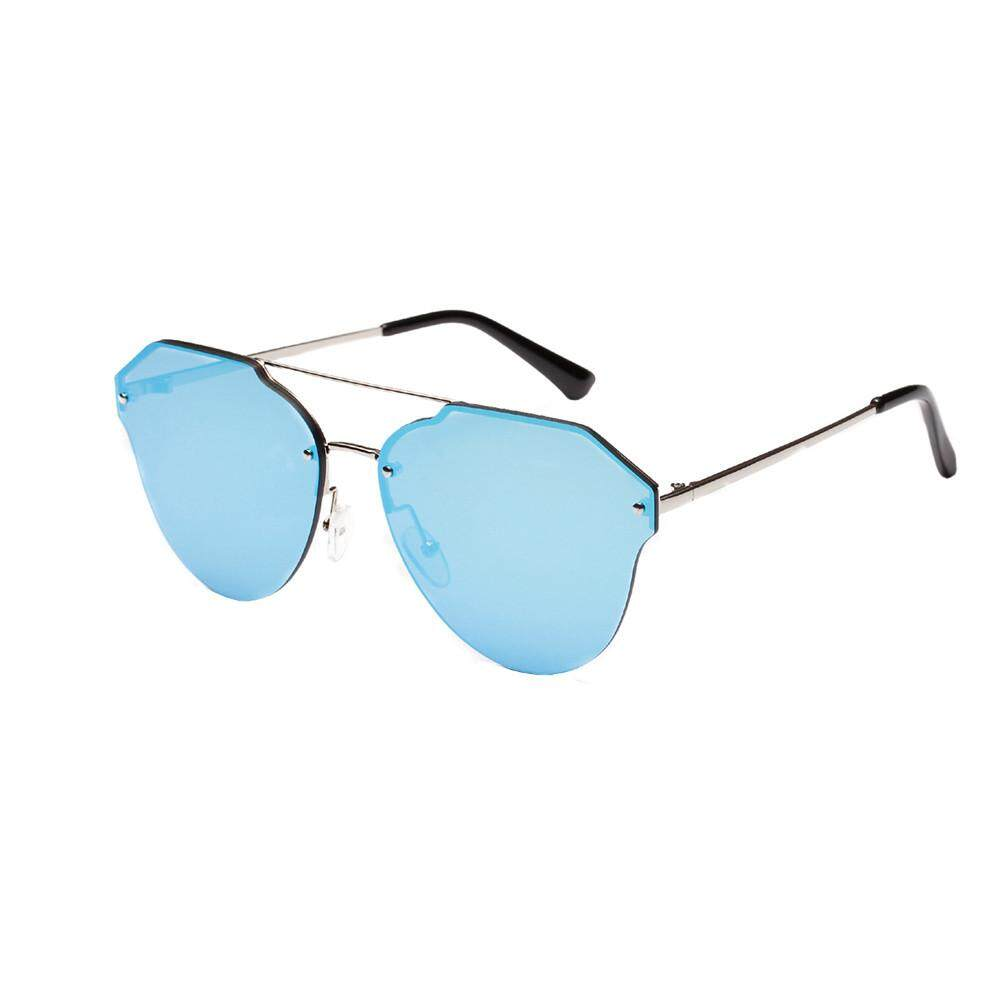 15fa0fc6c6 Fashion Men Womens Retro Vintage Metal Edge Frame UV Glasses Sunglasses