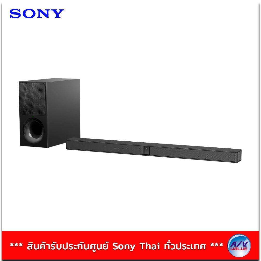 Sony Soundbar with Bluetooth รุ่น HT-CT290