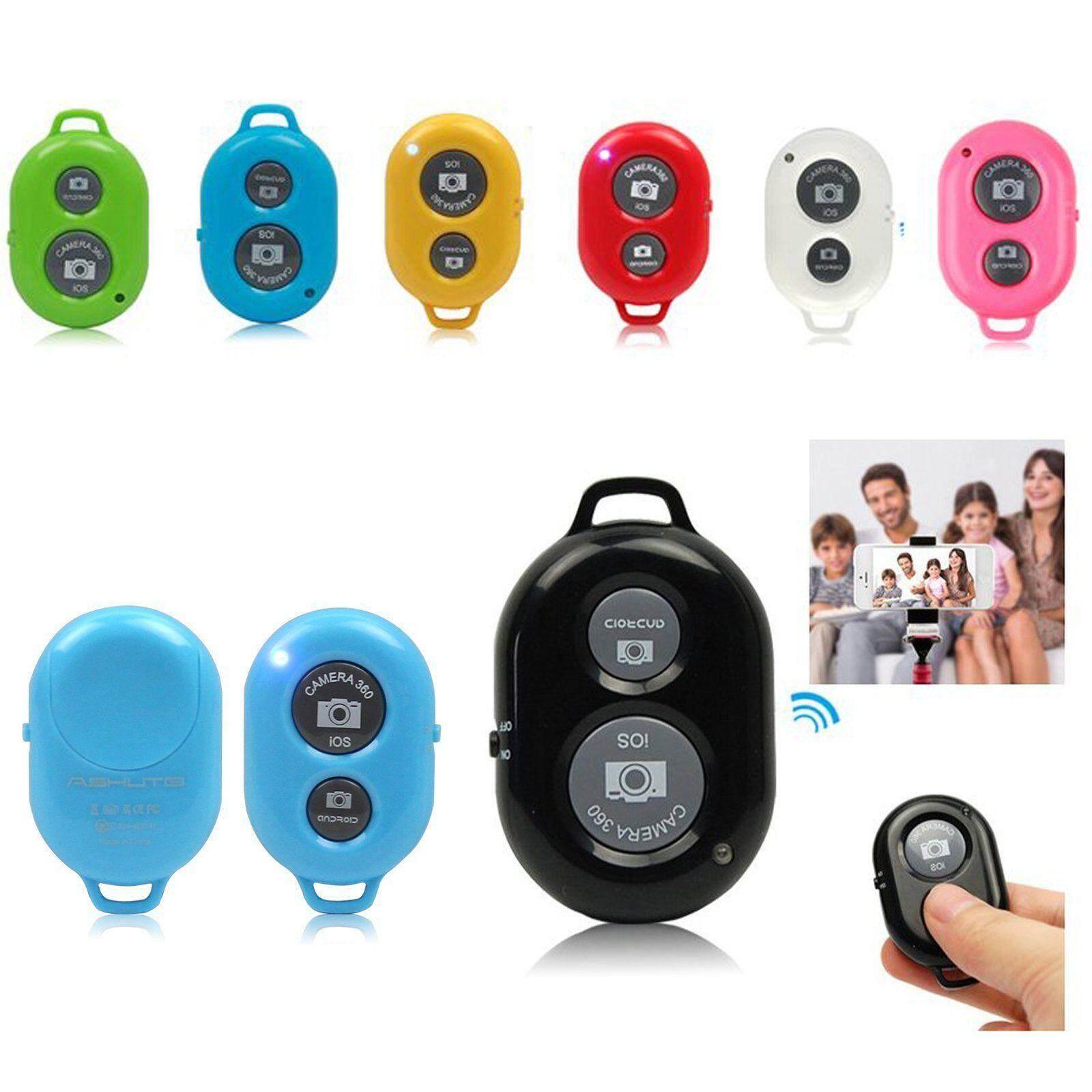 Bluetooth Remote Shutter รีโมทถ่ายรูปไร้สาย.