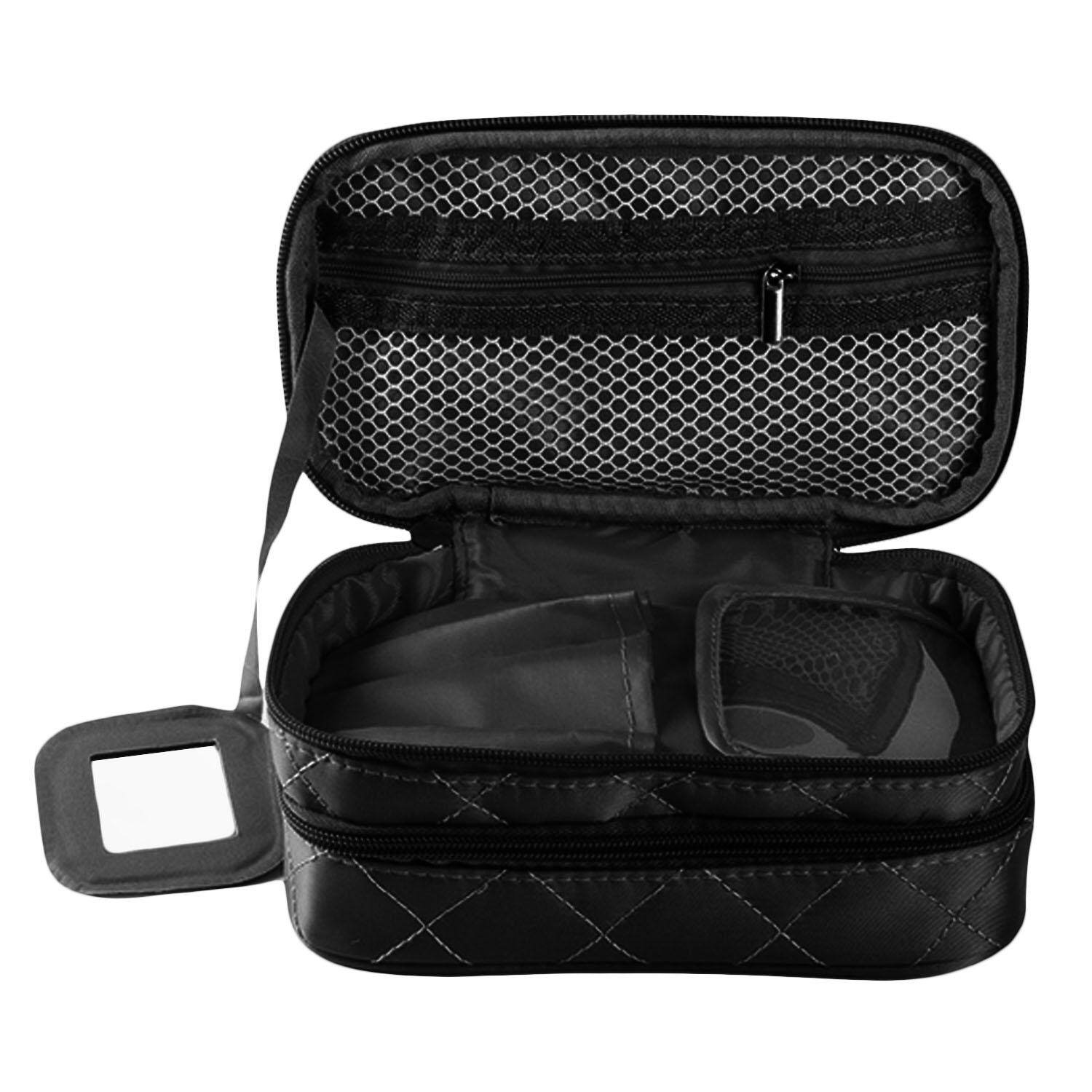 Multifunctional Portable Travel Toiletry Bag Makeup Cosmetic Organizer Shower Wash Bag Case Household Grooming Kit Storage