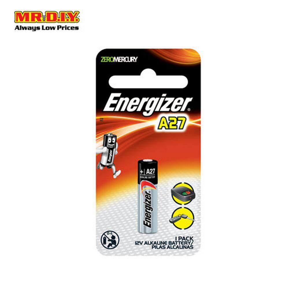 ENERGIZER A27 12V Alkaline Battery
