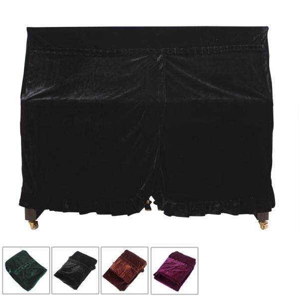 158 x 112 x 50cm Pleuche Musical Piano Dust-proof Cover Dust Guard Tool for Upright Piano 4 Colors Optional Malaysia