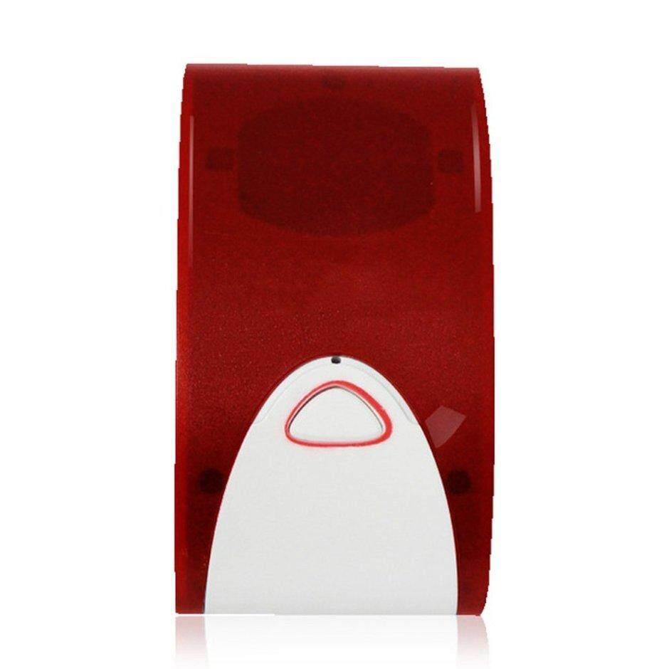 Mini 220 V Alarm Kerusakan Daya Keamanan Rumah 105dB Otomatis Alarm Pencuri