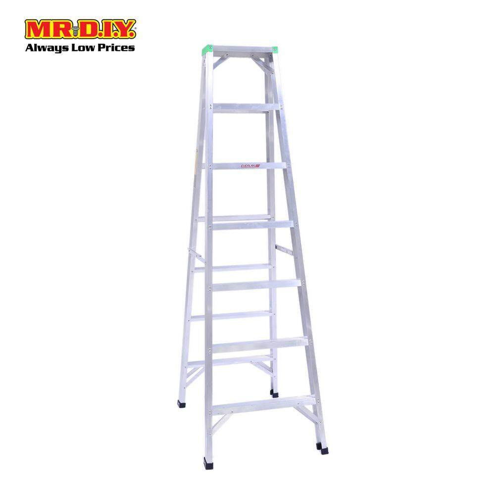 EVERLAS Seven-Step Double-sided Foldable Ladder