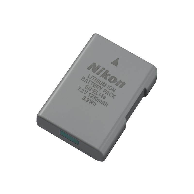 แบตเตอรี่ Nikon EN-EL14a Rechargeable Li-ion Battery ของแท้