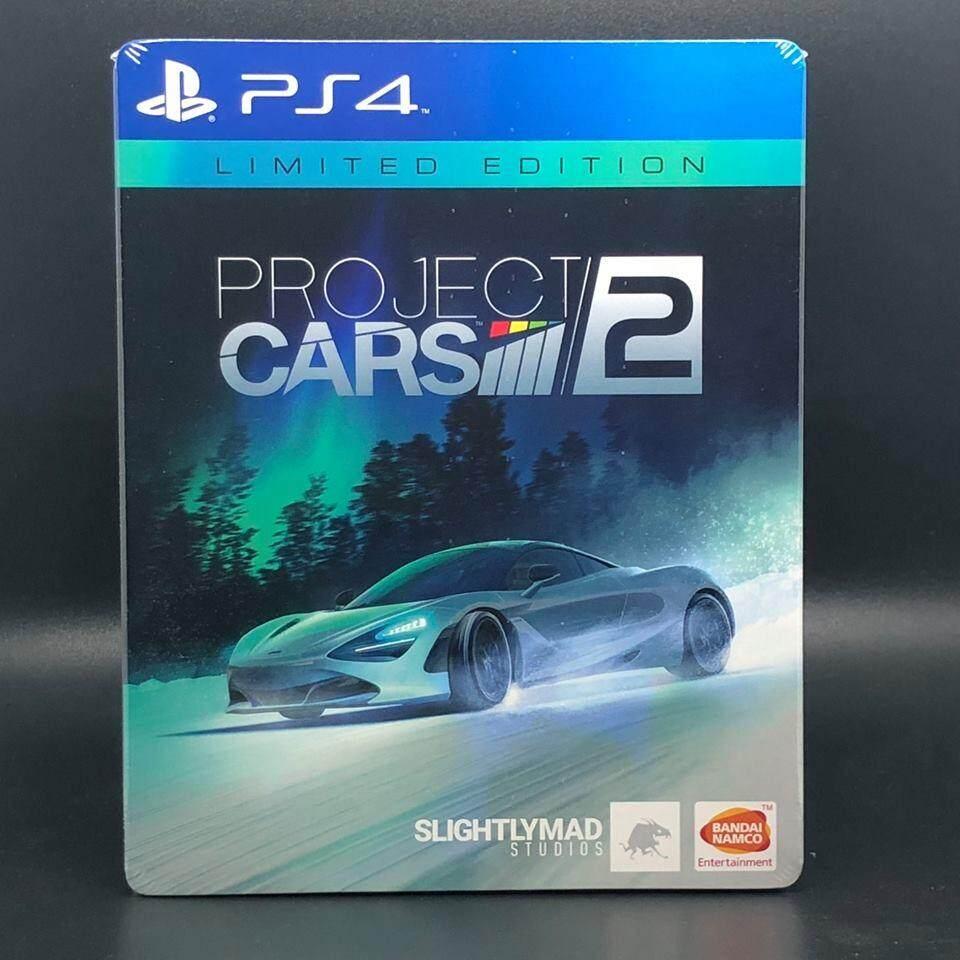 PS4-G: PROJECT CARS 2 (R3)(EN)
