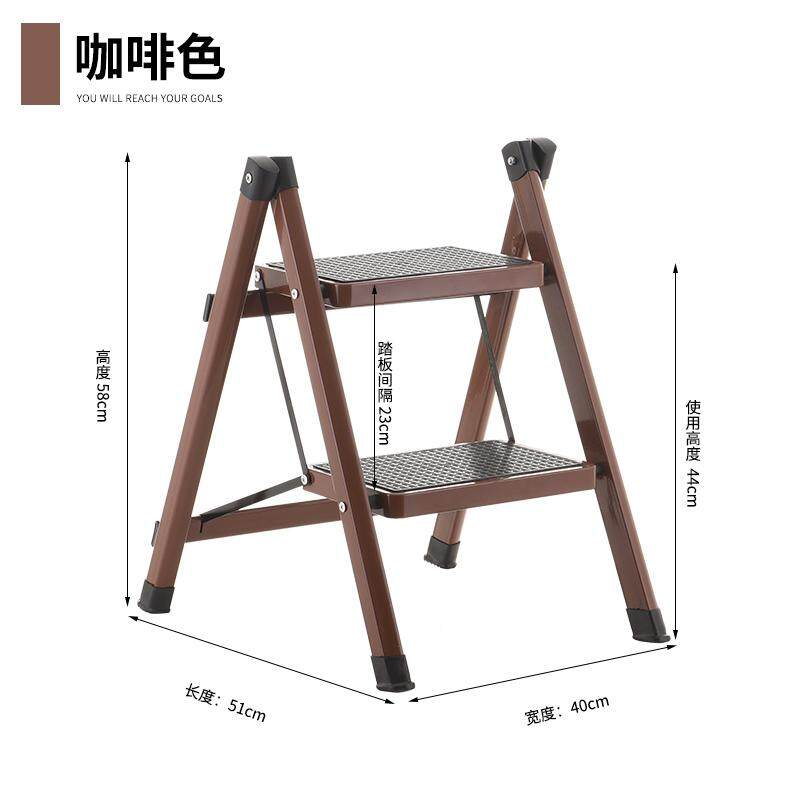 Ladder Household Trestle Ladder Two-step Ladder Stool Two Step Ladder Two ayumi ta Ladder Children Ladder Three-step Ladder Shelf