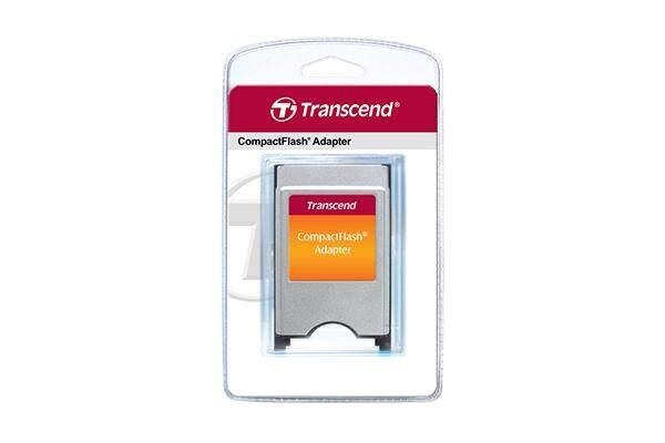 Transcend Compactflash (cf2) Auf Pcmcia Adapter - Intl.