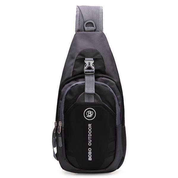 ราคา Matteo กระเป๋าสะพาย กระเป๋าผู้ชาย กระเป๋ากีฬา สีดำ ใหม่ ถูก