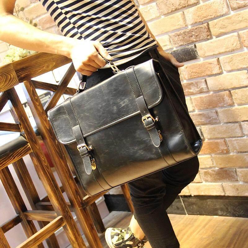 Han Melarang Nan Wraps untuk Menghidupkan Kembali Kebiasaan Lama Sekotak Jenis Briefcase Rekreasi untuk Membungkus Cenderung Ku Daftar bahu untuk Membungkus Tas Mailman untuk Membungkus Desain Asli-Internasional
