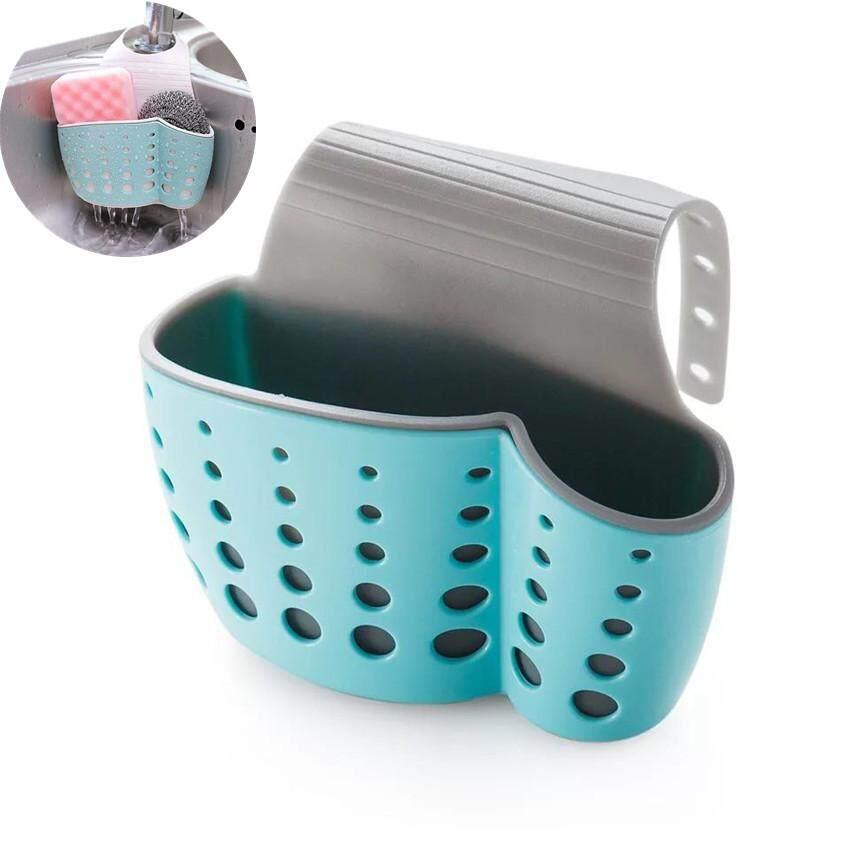 Crvid ที่ใส่ฟองน้ำล้างจาน ที่ใส่แปรงสีฟัน ที่แขวนซิงค์ล้างจาน คละสี  รุ่น No.01068.